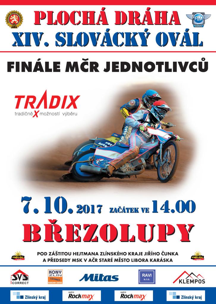 Plakat Brezolupy AMK slovacky oval 2017.indd